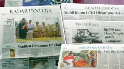 Tips Dahlan Iskan Bisnis Media