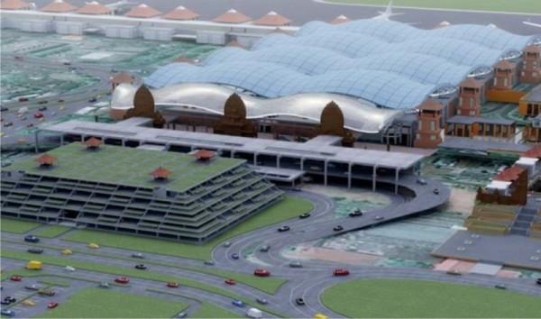 Dahlan Iskan - Bandara Ngurah Rai