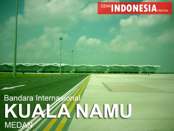 Dahlan Iskan - Bandara Kuala Namu