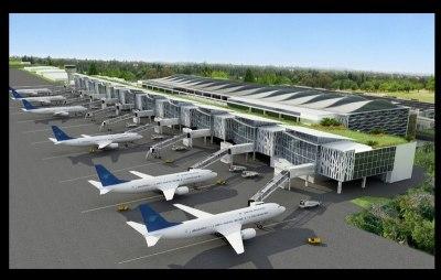 Dahlan Iskan - Bandara Sepinggan 05