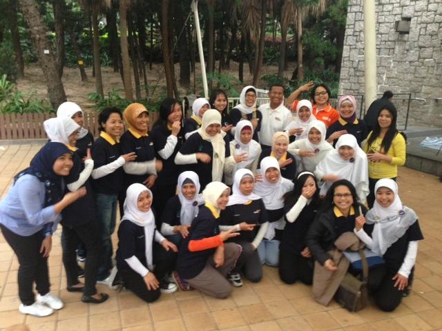 Dahlan Iskan - Buruh Migran Indonesia