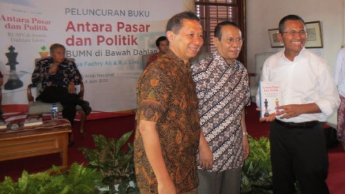 Dahlan iskan - RJ Lino