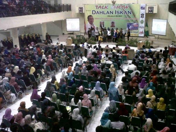 Dahlan Iskan - Talk Show