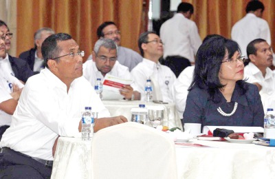 Dahlan Iskan - Working Group