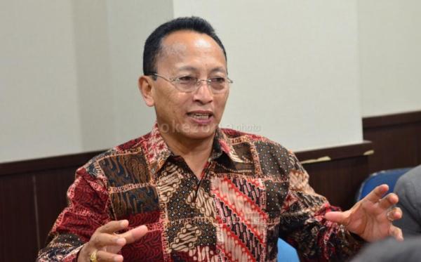Dahlan Iskan - Ketut Pos Indonesia