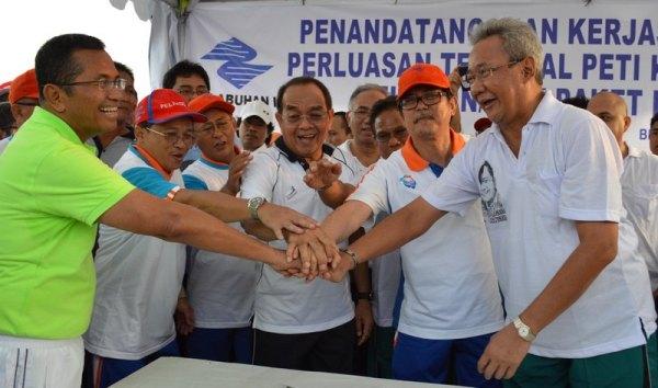MH84 - Keroyokan Infrastruktur Lagi untuk Peluang Baru