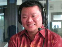Dahlan Iskan - Johan Yan