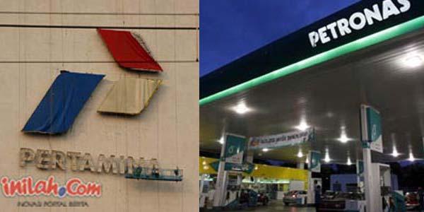 dahlan iskan - Pertamina kalahkan Petronas