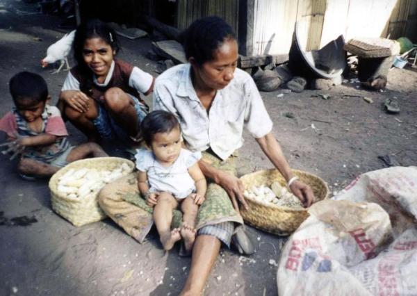 Kemiskinan NTT