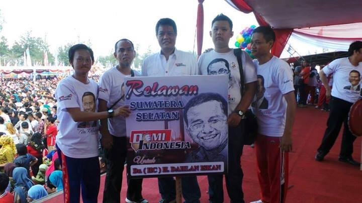 Relawan DI - Bengkulu