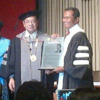 Dahlan Iskan - DR HC Filipina