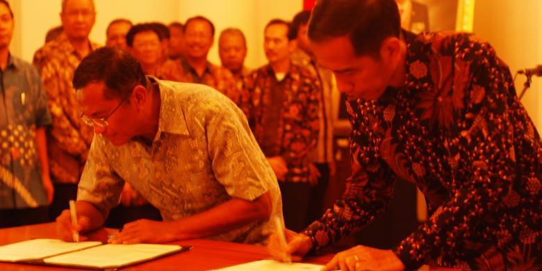 Dahlan Iskan - Jokowi Banjir