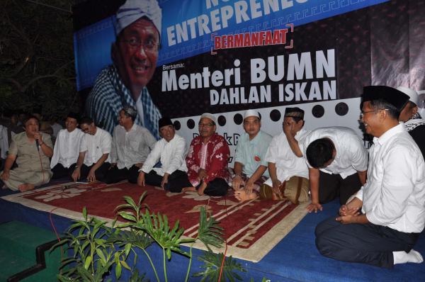 Dahlan Iskan - Mengaji Entrepeneur