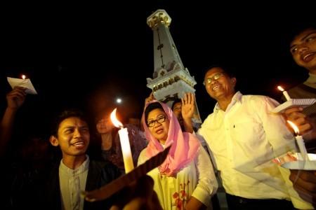 Dahlan Iskan - Relawan Yogyakarta