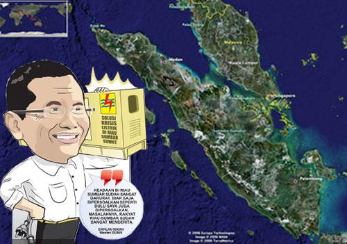 Dahlan Iskan - Sumatra