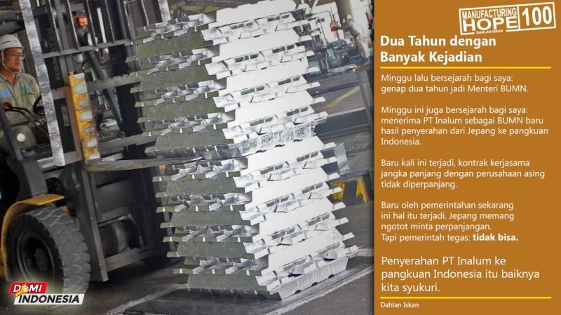 MH100 - Dua Tahun dengan Banyak Kejadian