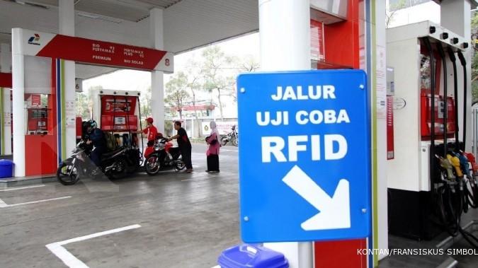 Pertamina RFID